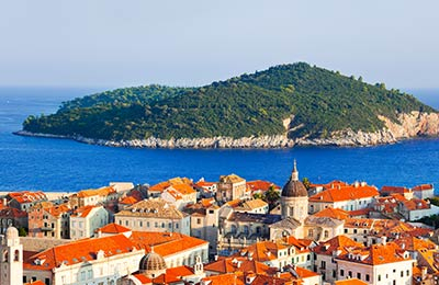 Book ferries to Croatia in Europe